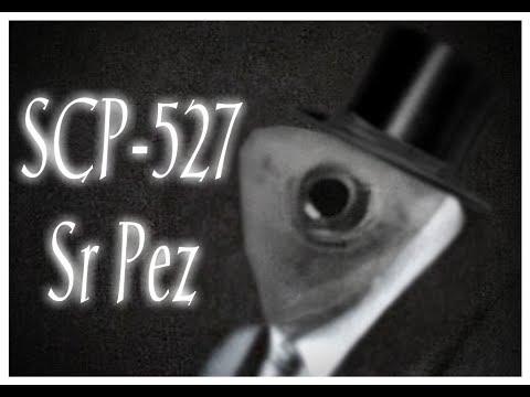 SCP-527 Sr.Pez | Seguro (Loquendo by My name is doomguy)