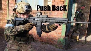 "Airsoft Cqb Swat Fortress ""push Back"""