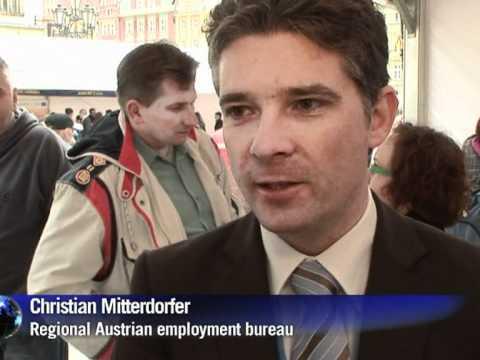 EU's rich open job markets to bloc's poorer east
