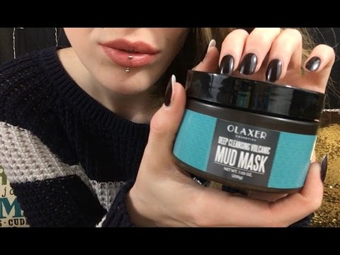 ASMR PAMPERING MUD MASK WITH COMPLIMENTARY LIP SCRUB AND MASSAGE
