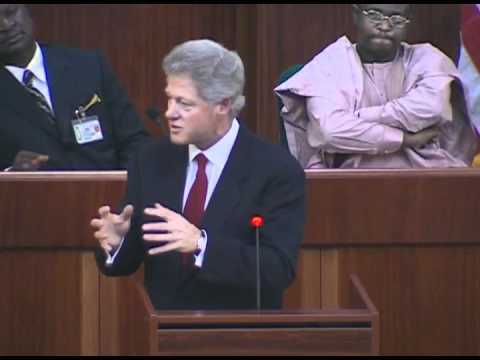President Clinton's Address to the Nigerian Joint Assembly (2000)