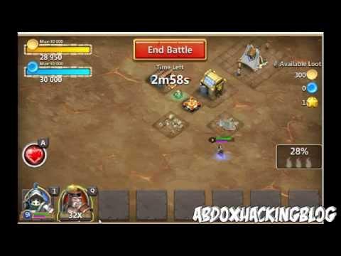 Castle Clash: The New Adventure Hack Range Attack Damage Hack 05/08/2015