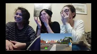 we love mother Russia, fans reaction Russia Hell March