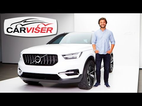 Volvo XC40 İlk İnceleme – First Look (English subtitled)