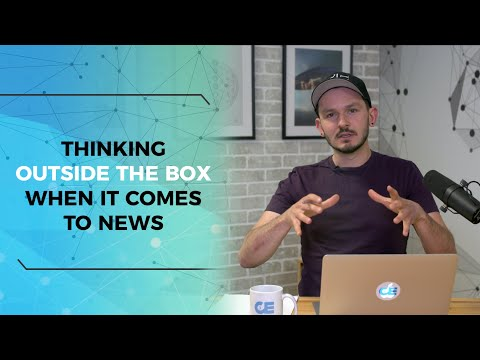 Thinking Outside The Box When It Comes To News