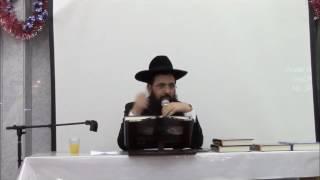 הרב יעקב בן חנן - איך עושים תיקון הברית?