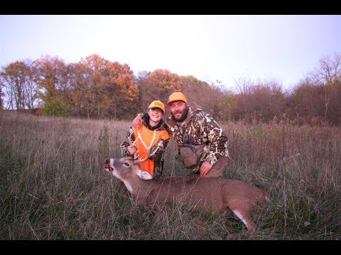 YOUTH WHITETAIL HUNT IN MISSOURI