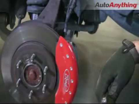 How To Install MGP Caliper Covers On A Ford F150 YouTube