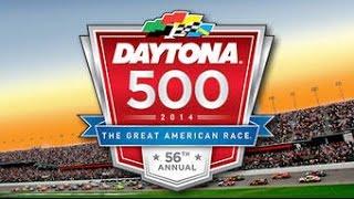 2014 Daytona 500 at Daytona International Speedway - NASCAR Sprint Cup Series [HD]