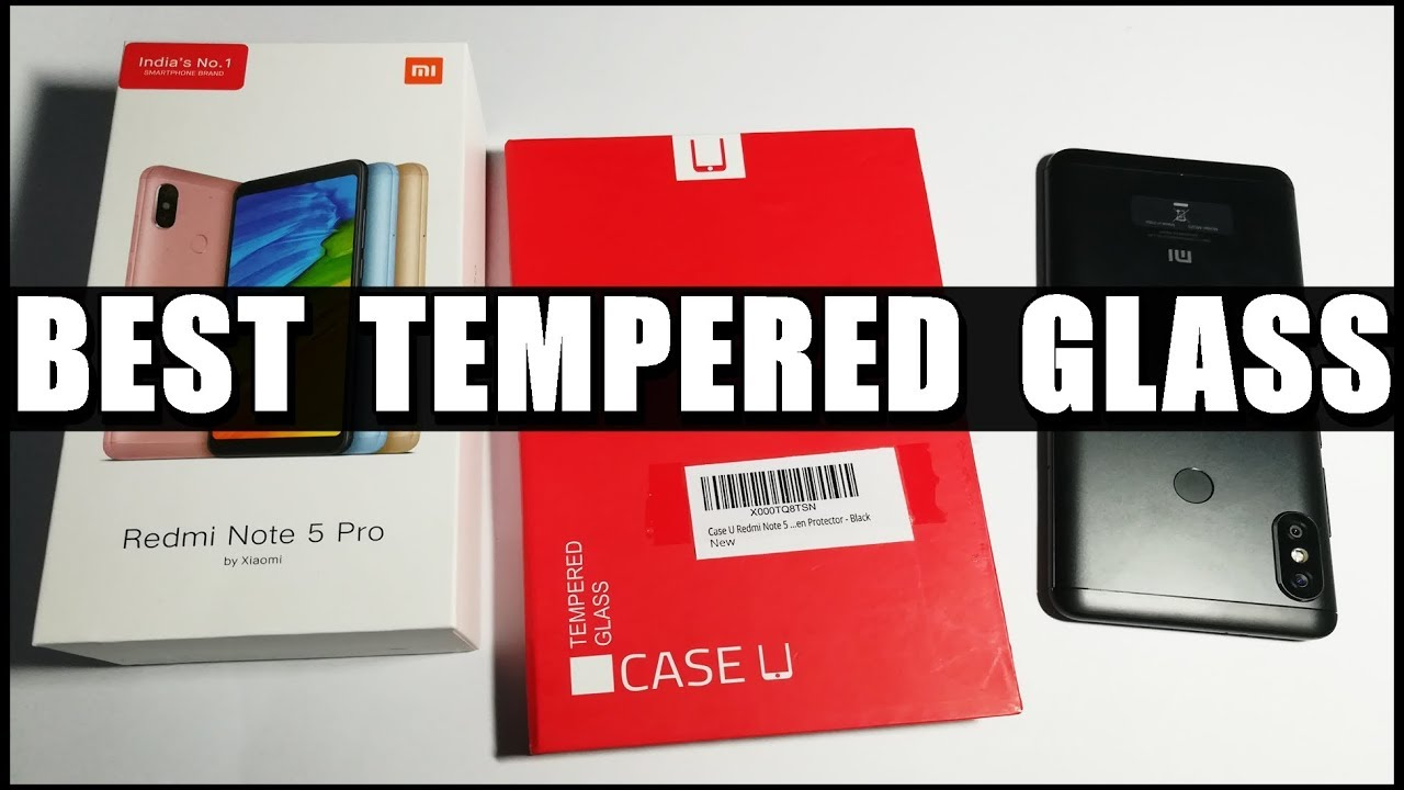 new style 6cfde 9900f Redmi Note 5 PRO | Case U 3D Tempered Glass | Review | 🔥
