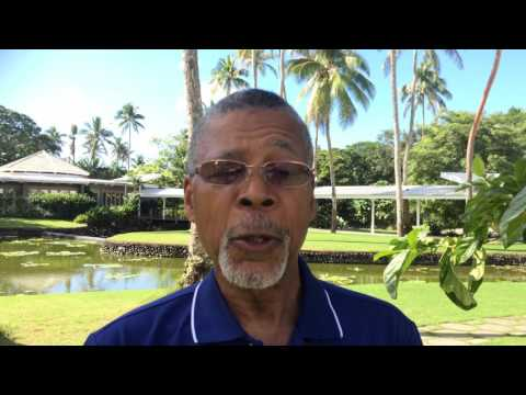 The Most Revd John Holder   International Consultation   Fiji   7 July 2016