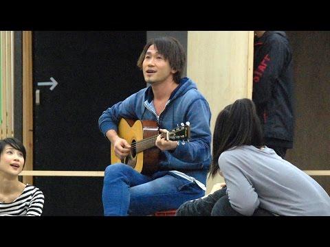 ナオト・インティライミ、初ミュージカル 稽古風景を公開 ミュージカル『DNA-SHARAKU』公開稽古