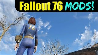 Fallout 76 Mods for Fallout 4!