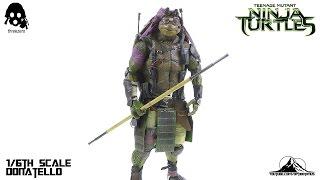 ThreeZero Teenage Mutant Ninja Turtles DONATELLO Video Review