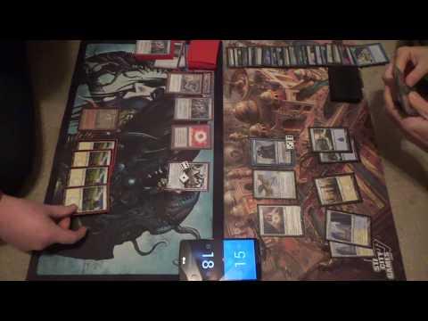 Prized Magic — Painter Stax vs. Azorius Delver
