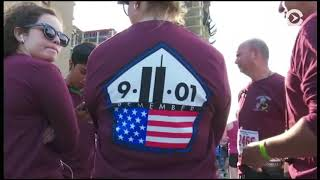 Память жертв теракт 11 сентября почтили в Вашингтоне