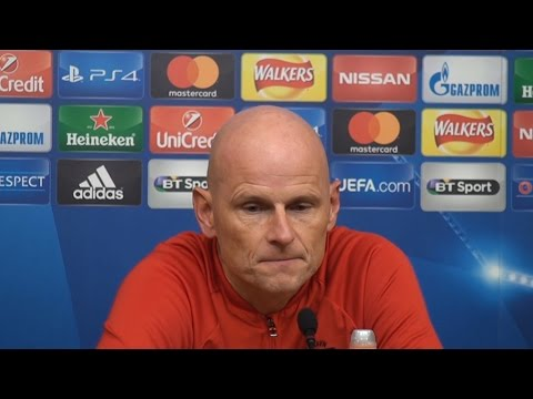 Leicester 1-0 FC Copenhagen - Stale Solbakken Full Post Match Press Conference