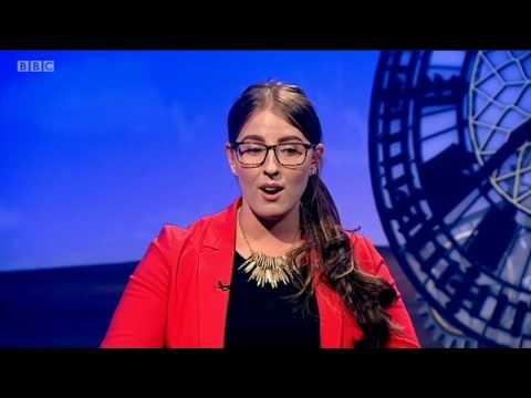 Laura Pidcock | Sunday Politics - Universal Credit 17/09/17