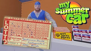 ZAGRAŁEM W LOTTO! - My Summer Car #123