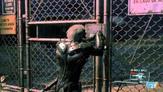 MGS Ground Zeroes: Jamais Vu Xbox One Mission Gameplay