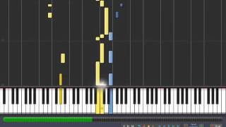 Symphony No. 7 Mv. II Allegretto by Beethoven on Synthesia
