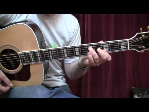 Love Me Tender-Elvis Guitar Lesson with Shawn Fleming
