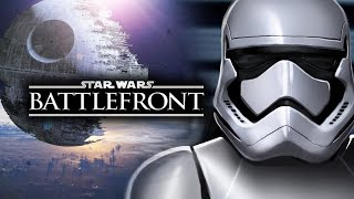 Star Wars Battlefront - Бета Тест. Поиграем