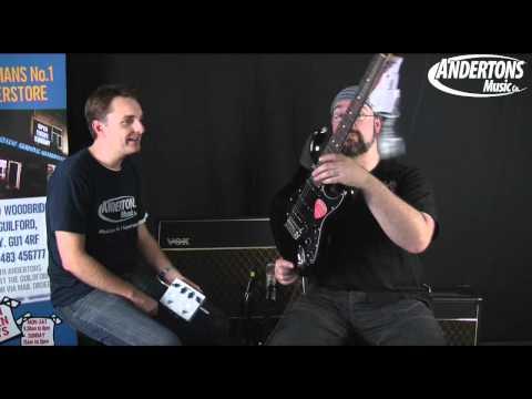 Vox AC30 and AC15 Custom Classic Guitar Amp Demo