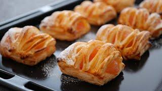 ミニアップルパイ|cook kafemaruさんのレシピ書き起こし
