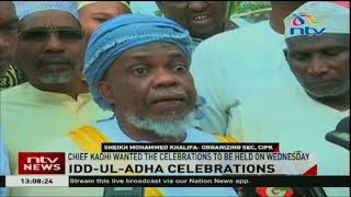 Muslims hold prayers to mark feast of sacrifice: IDD-UL-ADHA