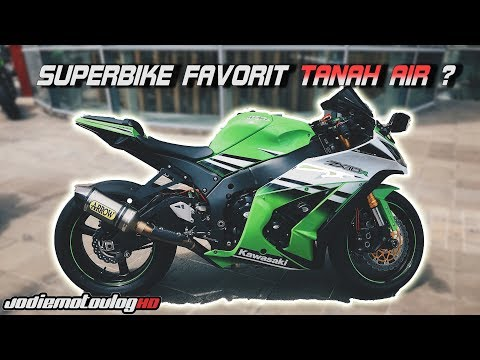 TESTRIDE SUPERBIKE JUARA WSBK !!! | KAWASAKI ZX10R 2015