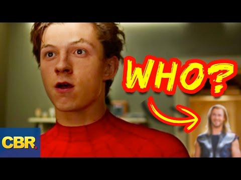 Thumbnail: 10 Superheroes Who Are Stronger Than Spiderman, Hulk, Joker and Venom COMBINED!