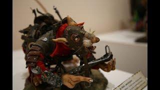Куклы - мужское хобби: коллекция в стиле стимпанк Сергея Дроздова