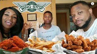 Wing Stop/Mukbang/Eating Show
