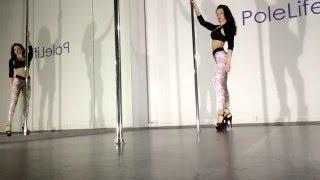 Letta Apple(Yablokova Violetta).Exotic dance.