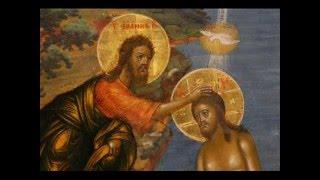 Свт. Николай Сербский. Крещение Христово просвещает наш разум и очищает сердце