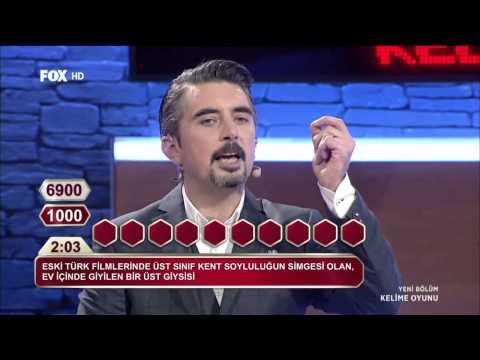 Kelime Oyunu 4 Kasım 2014 Fox Tv  (HD)