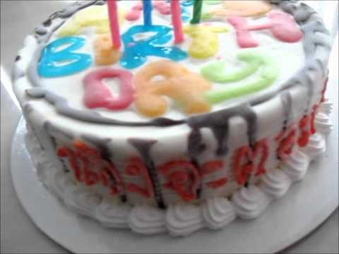 น้องอะตอม เป่าเค้กวันเกิดครบ 3 ขวบ