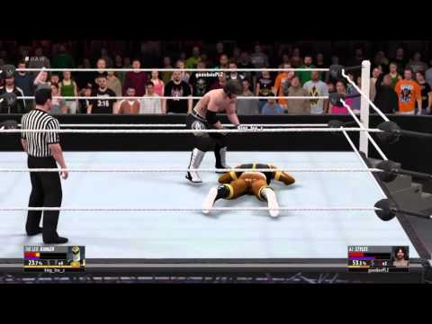 SHAREfactory™_Hell of a match King leo vs gooobeeplz