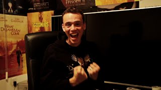 Logic Calls Out Blogs, Talks Secret Language of Success, Kanye, Fear of Flying, Grammy Speech