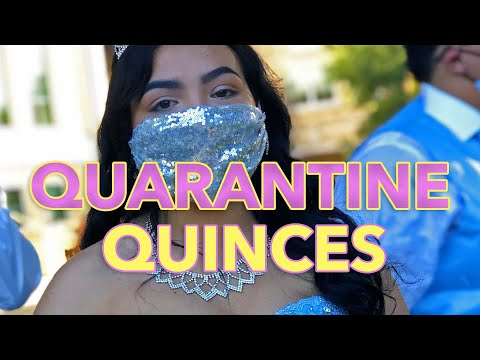 How Do You Celebrate Your Quince in Quarantine?