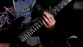 Slayer - Crionics (cover)