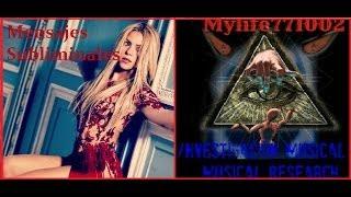 Nunca Me Acuerdo De Olvidarte - Shakira (Mensajes Subliminales)