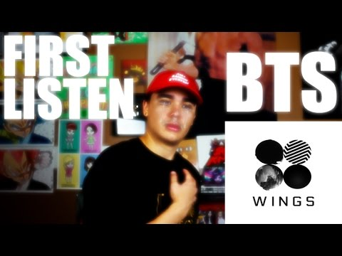 BTS - WINGS ALBUM | FIRST LISTEN