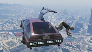 GTA 5 Deluxo Flying Car Trolling