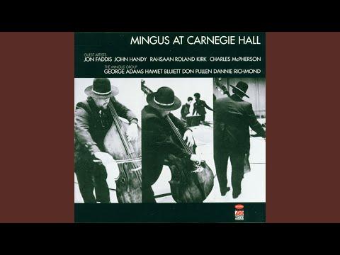 C Jam Blues (Live at Carnegie Hall, New York, NY, January 19, 1974)