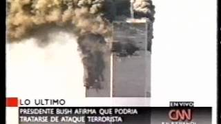 Atentado Torres Gemelas - 11 septiembre 2001-Parte 01-Twin Towers 9/11/2001-part01.mpg