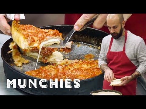 From Deep Dish to Thin Crust: The Pizza Show - Chicago