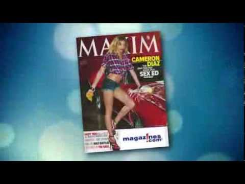 Maxim Magazine Subscription Review