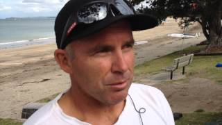 Kaenon Interview: Ray Davies, A-class Worlds, Day 3